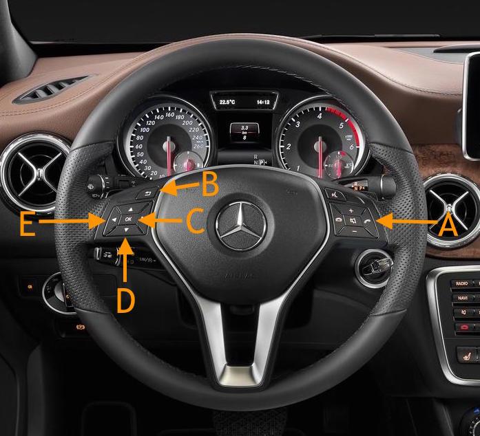 Mercedes Benz Service D: Procedura Azzeramento Service Mercedes-Benz B-Class 246