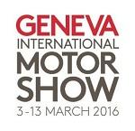 Salone Auto Ginevra 2016