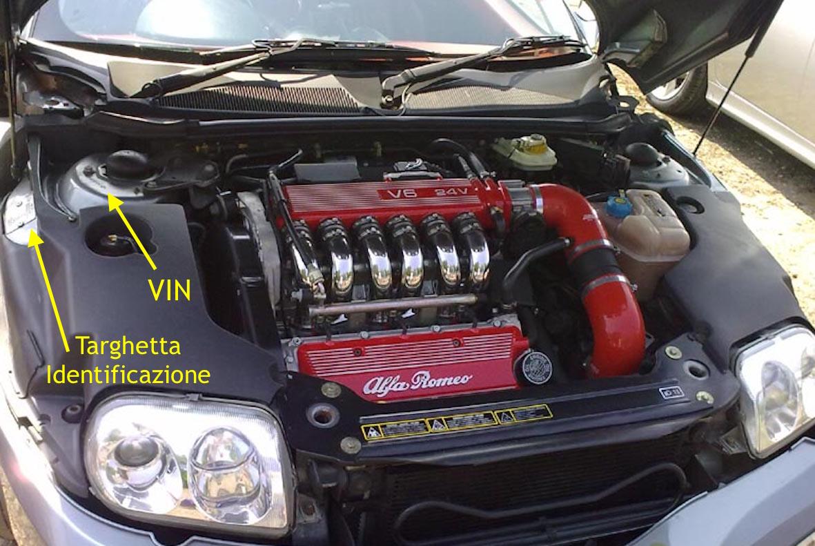 GTV Inverter R57 63120432836 Tappo per fanale di guida