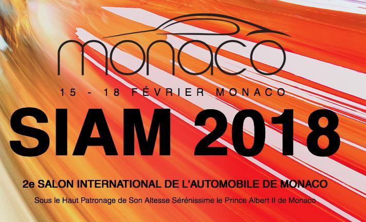 Siam Monaco 2018