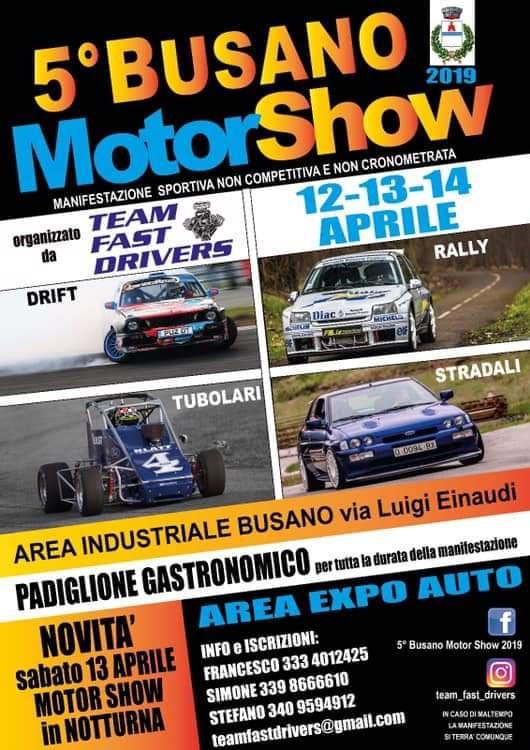 Busano Motor Show 2019