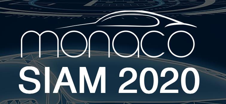 Monaco SIAM 2020