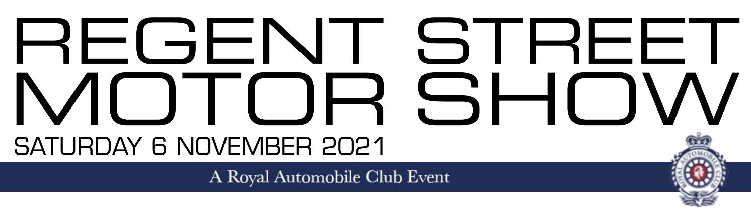 Regent Street Motor Show 2020-11