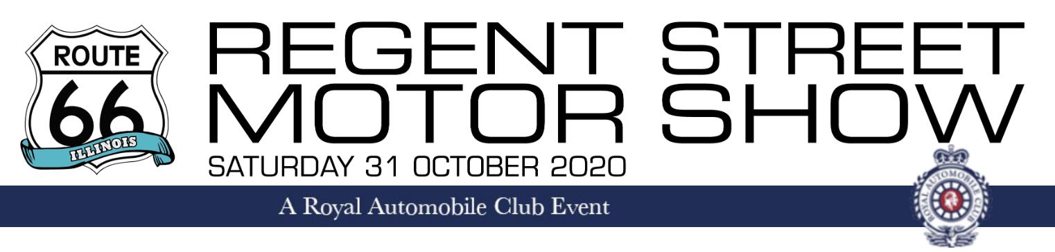 Regent Street Motor Show 2020