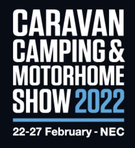 Caravan Camping & Motorhome Show 2022